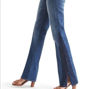 Gap Perfect Boot High Rise Jeans 28 L